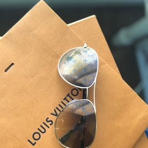 Louis Vuitton Monogram Sunglasses